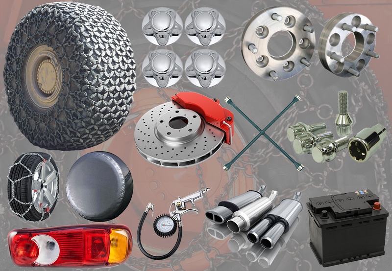 Auto Part,tire chains,snow chains,car light,wheel nuts,wheel bolts,tire tools,auto repair tools,car brake parts,brake disk,wheel spacer,wheel spinner,wheel center cap,wheel cap,tire cover,exhaust,car battery,truck battery